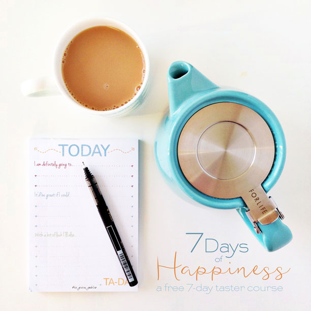 7 Days of Happiness Course