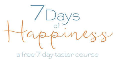 7 Days of Happiness Logo