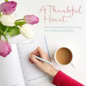 A Thankful Heart gratitude ecourse