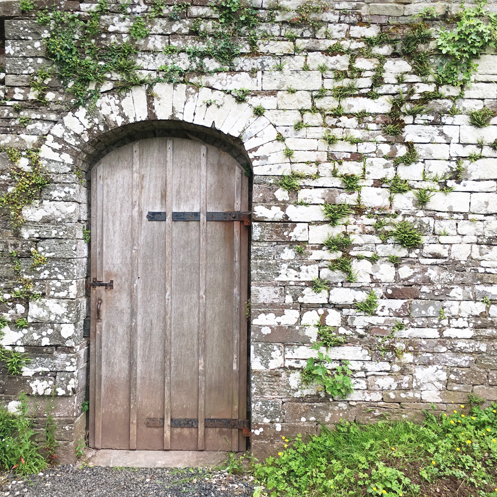 Door-in-the-walled-garden