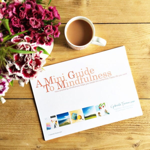 A Mini Guide to Mindfulness ebook for you