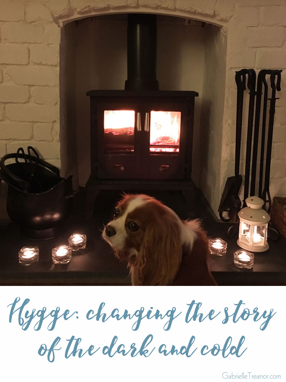 What is hygge and how you can enjoy hygge and enjoy the cold and dark or winter more