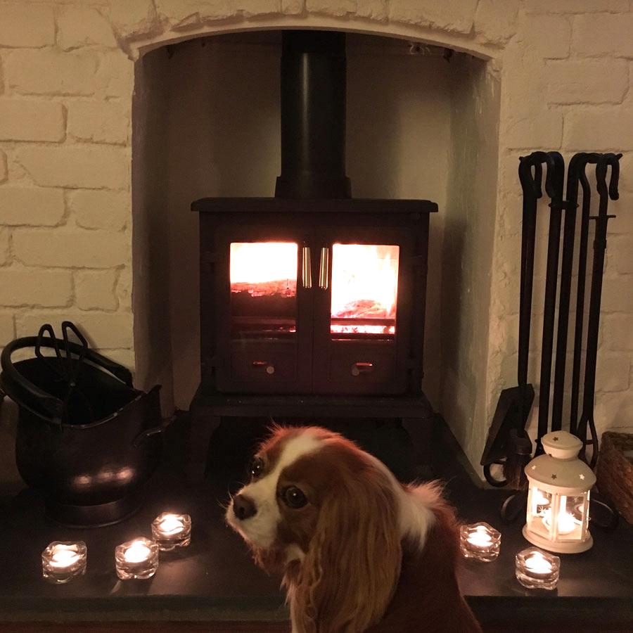 Georgie-fire-candles