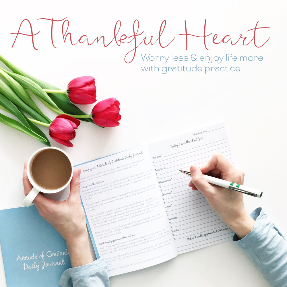 A Thankful Heart e-course