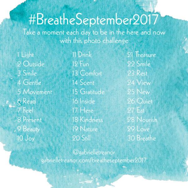 #BreatheSeptember2017