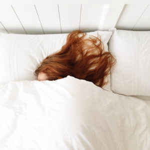 How to calm your mind for sleep so you get a better quality night's sleep