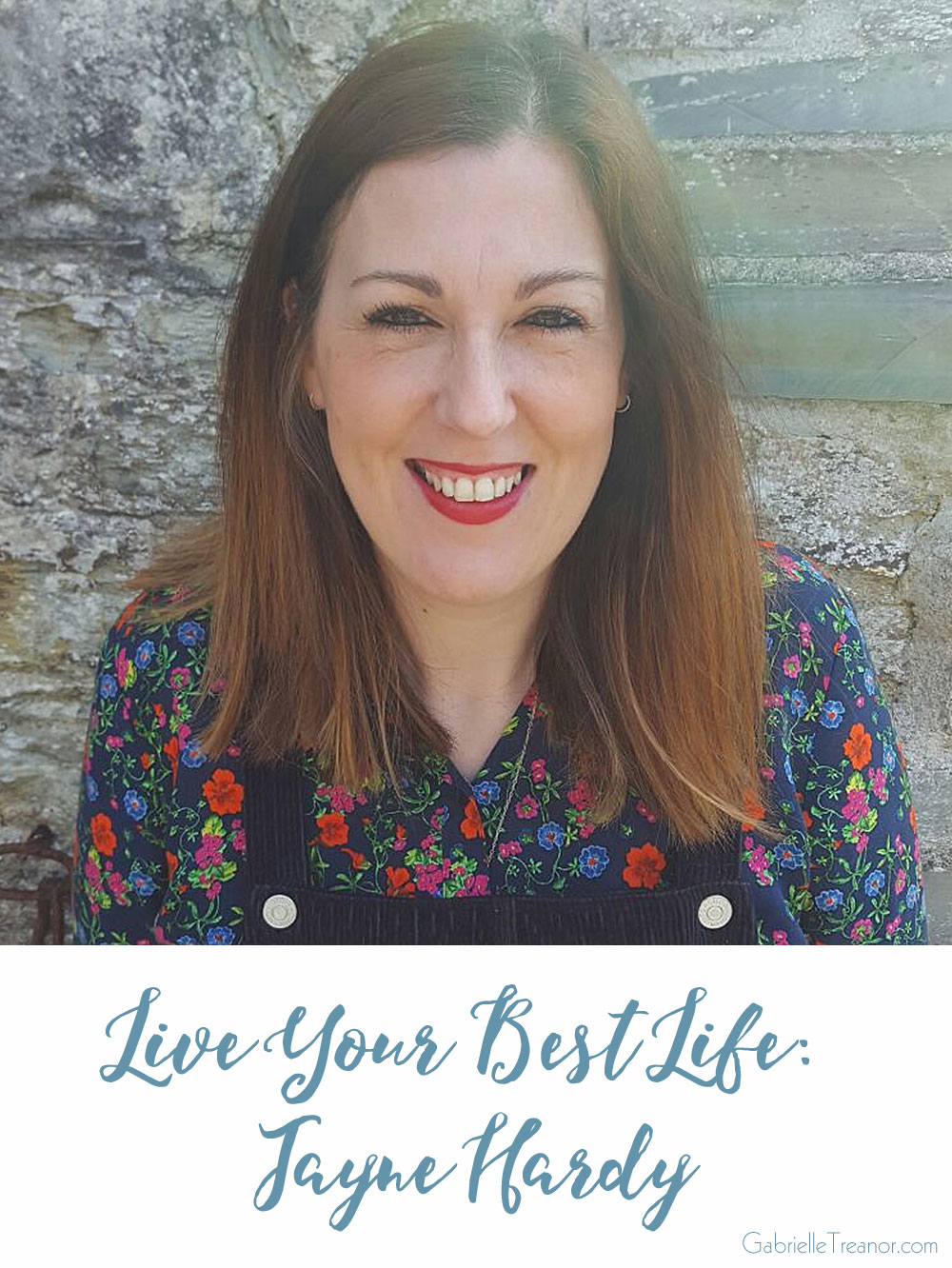 Inspiring interview with The Blurt Foundation founder Jayne Hardy
