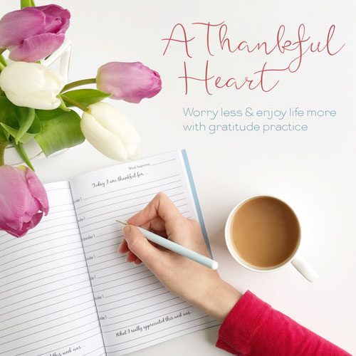 A Thankful Heart gratitude ecourse