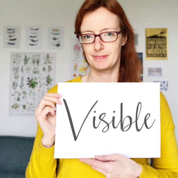Word of the Year, word for 2018 Visible