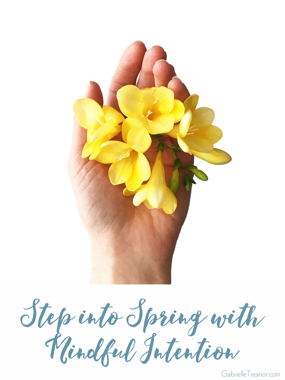 Step into Spring with Mindful Intention ebook