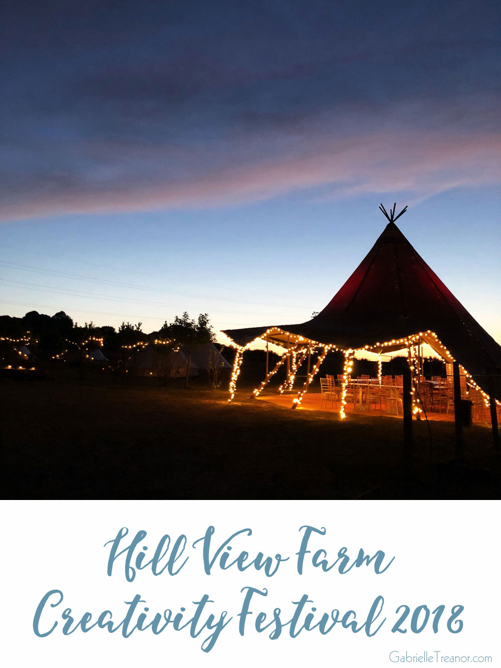 Hill View Farm Creativity Festival