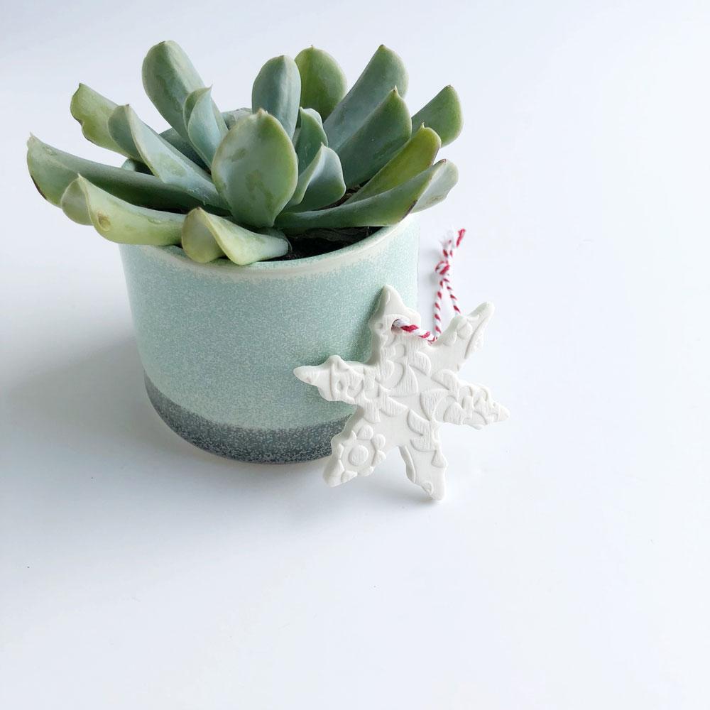 Katie-Robbins-planter-&-snowflake
