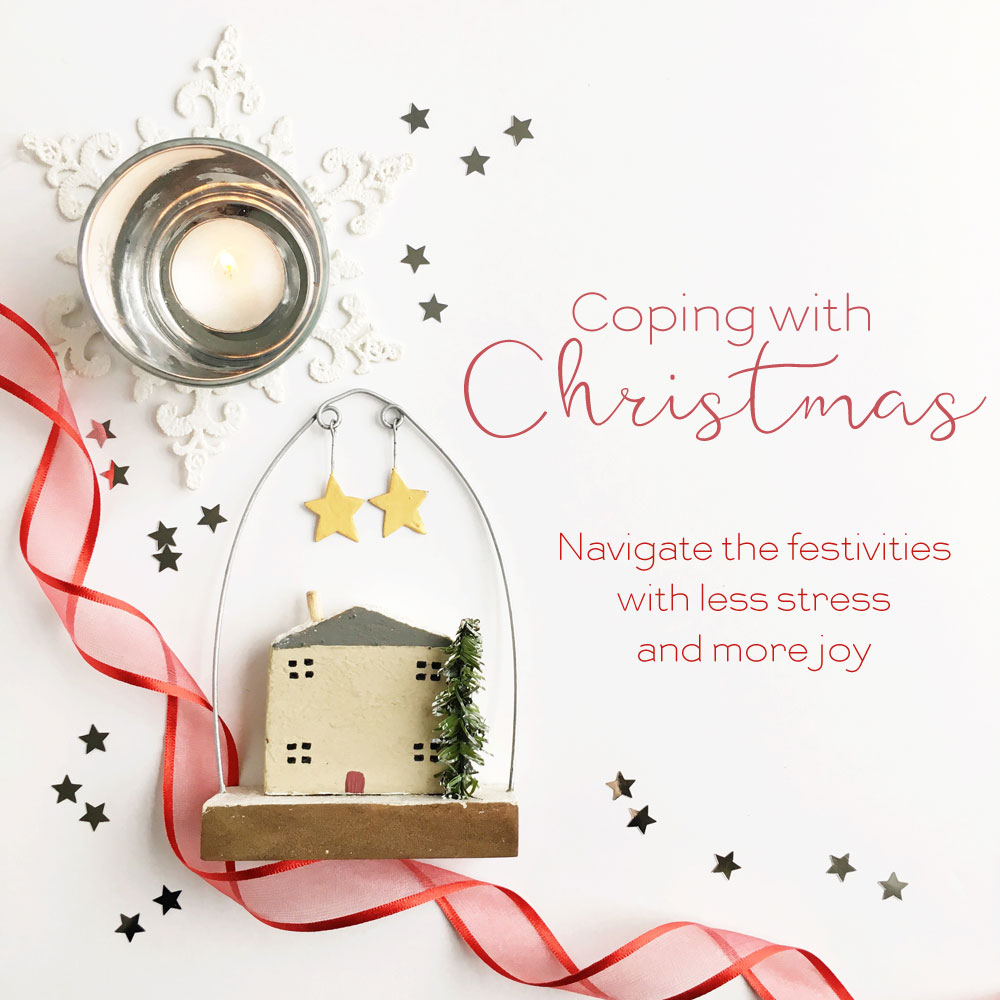 Christmas Decorations for Coping with Christmas