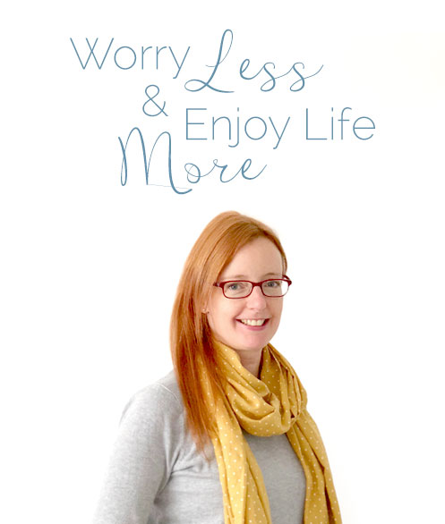 Worry less & enjoy life more