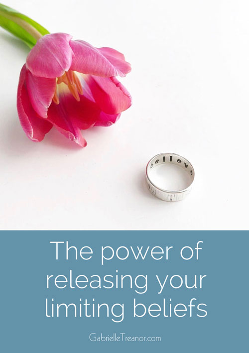 the power of releasing limiting beliefs