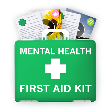 Mental Health First Aid Kit Case