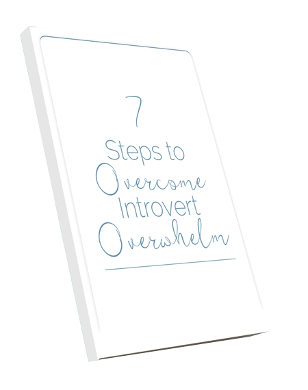 Introvert overwhelm guide